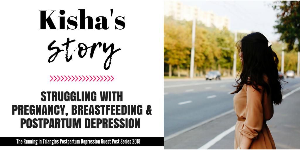 Kisha's Postpartum Depression Story