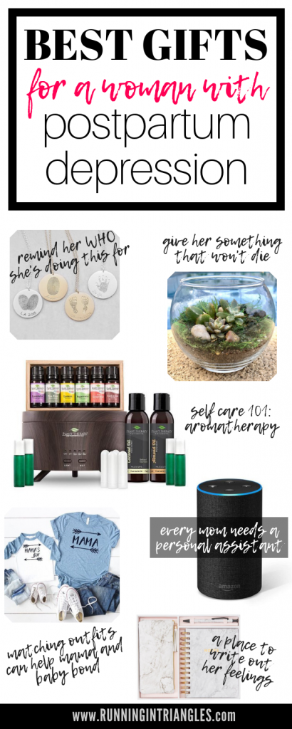Gift Guide for Mothers with Postpartum Depression