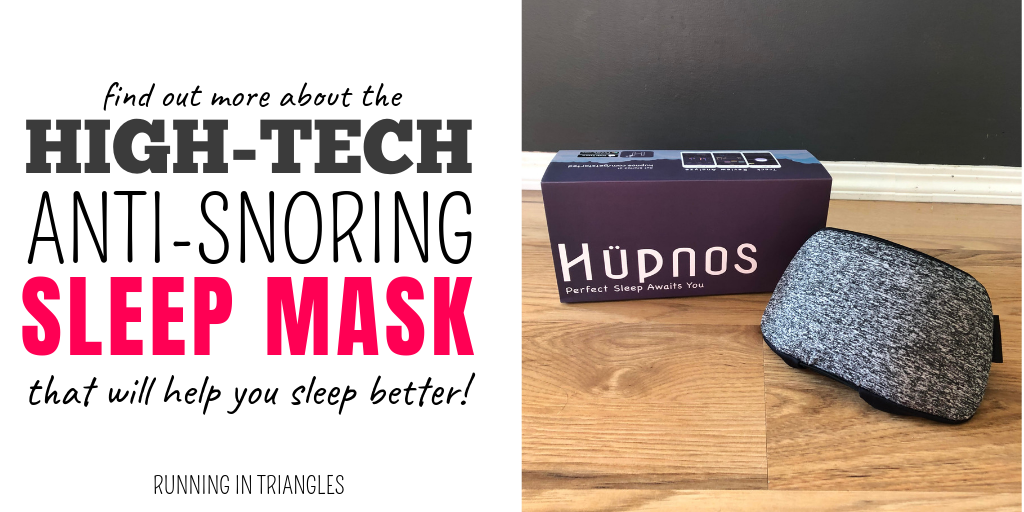 The High-Tech, Anti-Snoring Mask That Will Help You Sleep Better